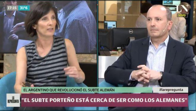 Digitalización e inteligencia artificial en el subte de Buenos Aires